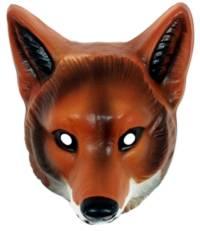 Fantastic Mr. Fox Mask