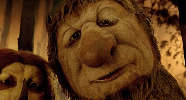 Suit and costume effects on Where The Wild Things Are