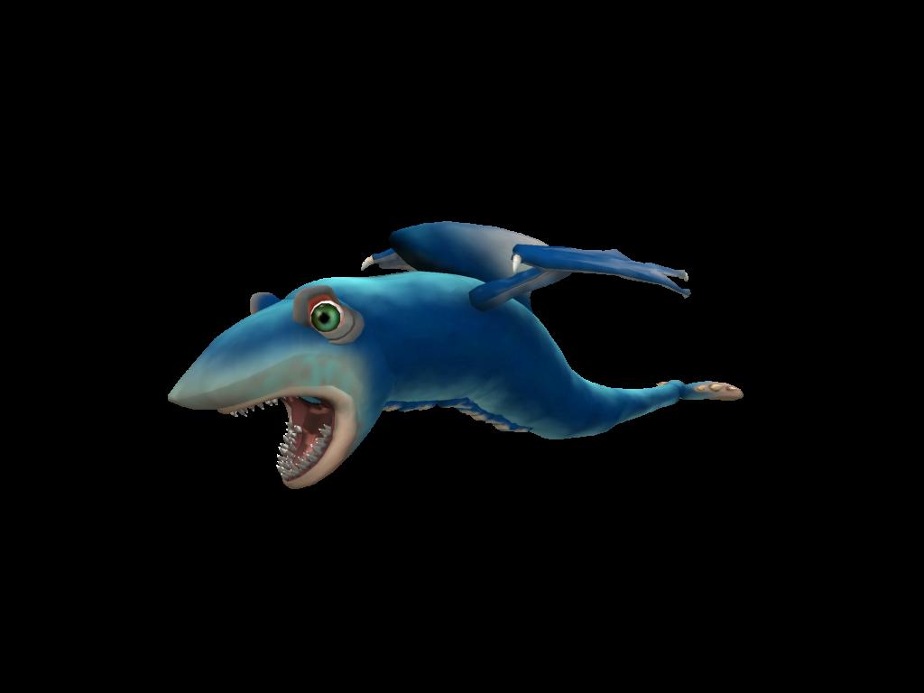 Aerial Shark