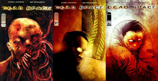 Dead Space... The comic book you were waiting for?