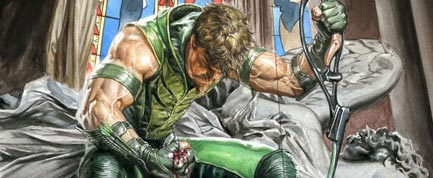 The Rise of Arsenal - The Fall of Green Arrow
