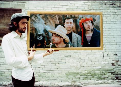 Patrick Watson and The Wooden Arms