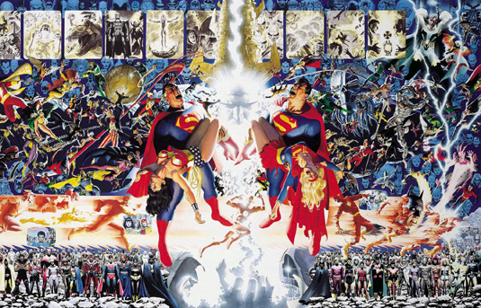 DC's Crisis on Infinite Earths