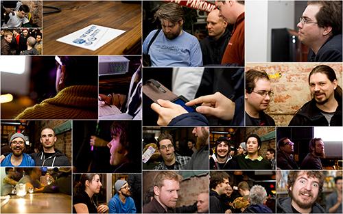 Hand Eye Society social photos by Mark Rabo