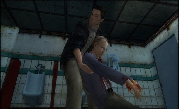 Indigo Prophecy also known as Farhenheit