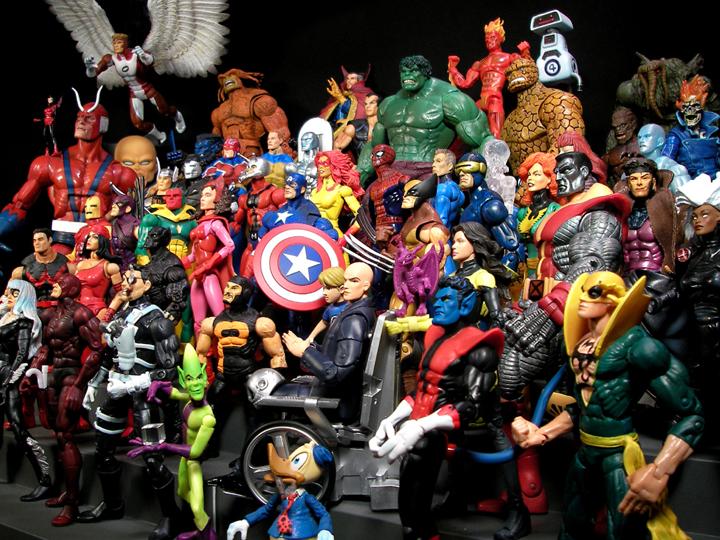 Marvel Legends Toy Line