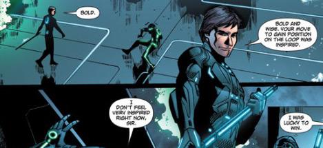 TRON: Betrayal from Marvel Comics