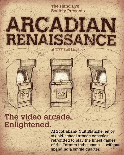 Arcadian Renaissance - Toronto Nuit Blanche