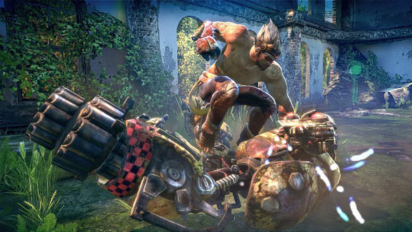 Enslaved: Odyssey to the West - Monkey