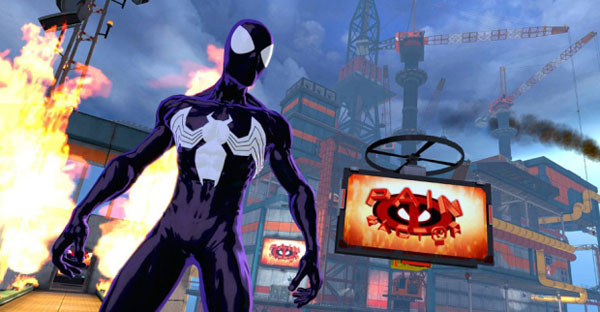 Spider-Man: Shattered Dimensions - Ultimate Spider-Man