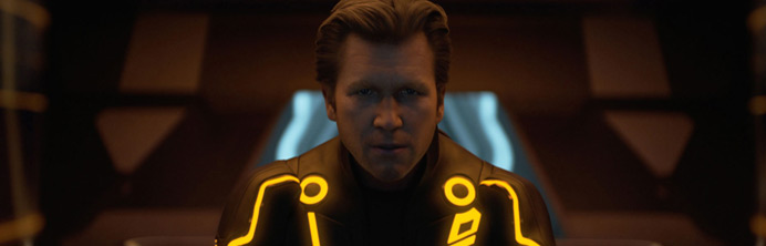Tron Legacy - CLU (Jeff Bridges)