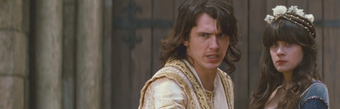 Your Highness - James Franco and Zooey Deschanel