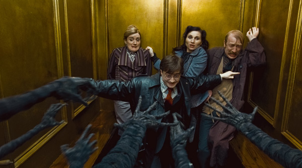 Harry Potter and the Deathly Hallows Part 1: Review | Dork ... Daniel Radcliffe Fan
