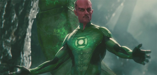 Sinestro - Mark Strong