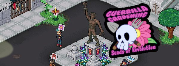 Guerrilla Gardening - Spooky Squid Games