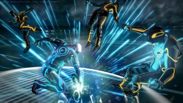 Tron: Evolution - Melee Combat
