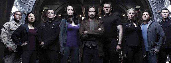 Stargate: Universe Cast - Featured
