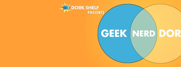 GeekNerdDork - Featured