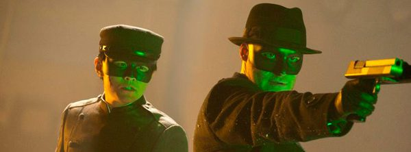 The Green Hornet - Featured