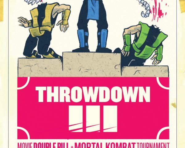 Throwdown III