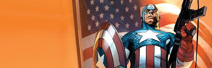 Ultimate Captain America #1 - Featured