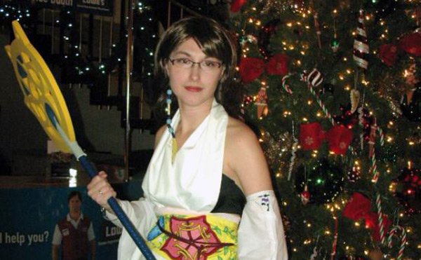 Distant Worlds: The Music of Final Fantasy - Yuna Cosplay