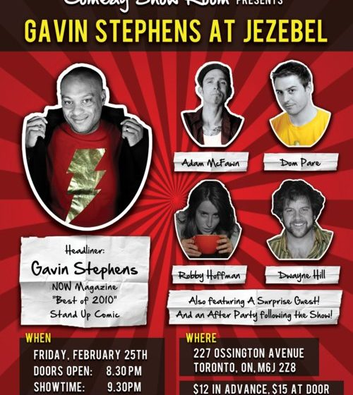 Gavin Stephens at Jezebel