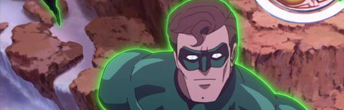 Green Lantern: Emerald Knights - Featured