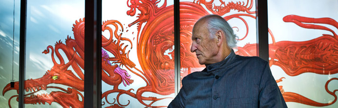 Moebius: Transe-Forme at the Fondation Cartier, Paris - Featured