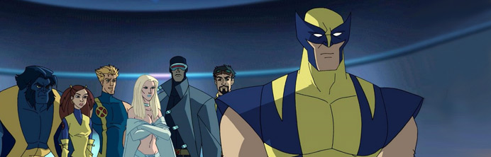 X-Men: Evolution - Featured