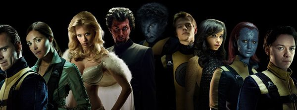 X-Men: First Class - Featured