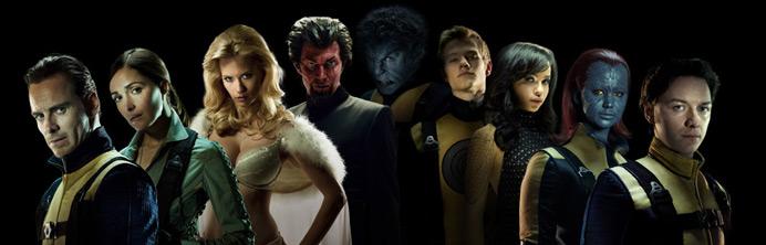 X-Men: First Class - Featured