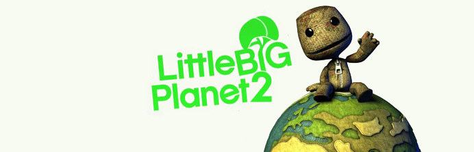 Little Big Planet 2 - Featured