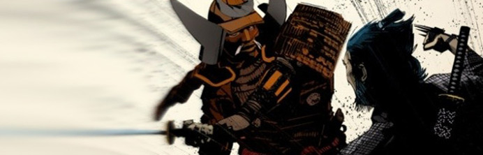 5 Ronin #1 - Wolverine
