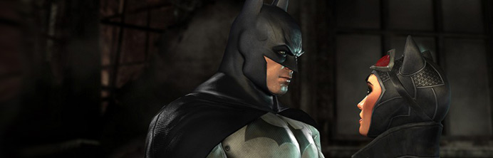 Batman: Arkham City - Featured