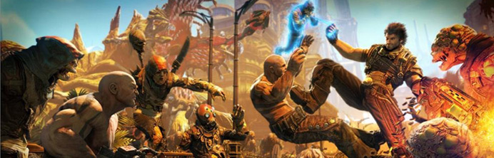 Bulletstorm - Featured