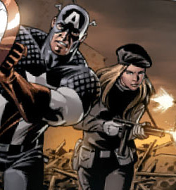 Captain America and the First Thirteen -  F2