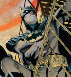 Batman Incorporated #4