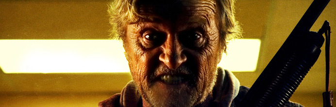 Hobo with a Shotgun - Rutger Hauer - Featured