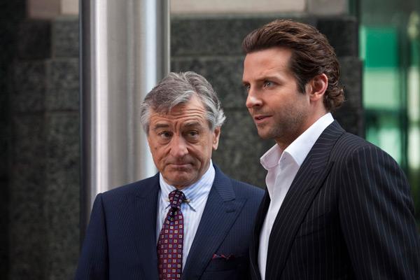 Limitless - Robert De Niro, Bradley Cooper