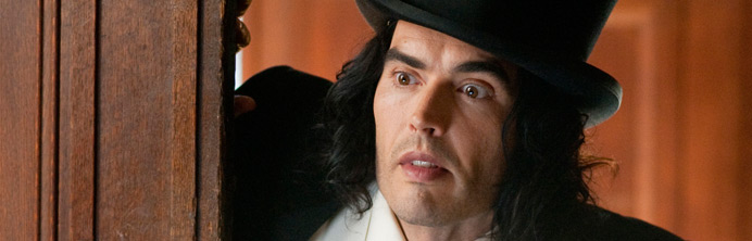 Arthur - Russell Brand - Featured