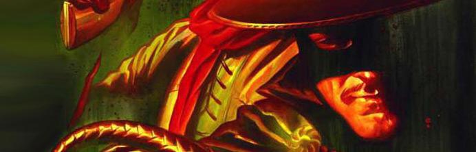 Death of Zorro - Featured
