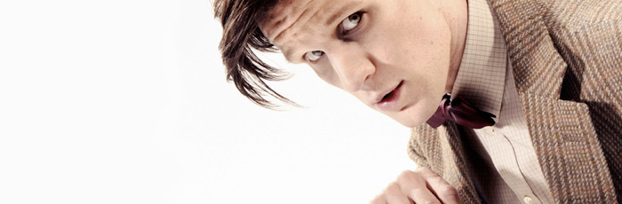 Doctor Who - Matt Smith - Featured