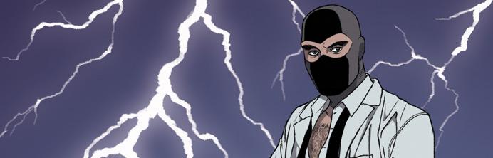 Dr. McNinja: NightPowers - Featured