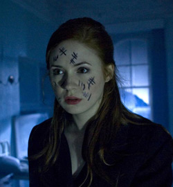Doctor Who - 6.2 - Day of the Moon - Karen Gillan