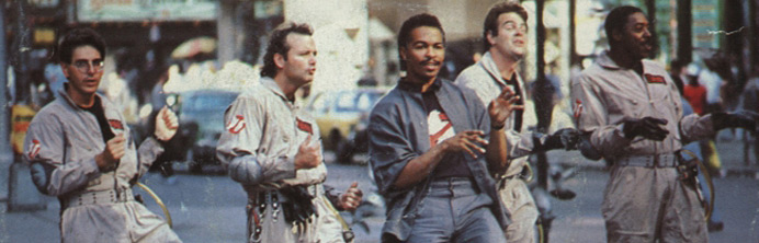 Ghostbusters- Ray Parker Jr -Featured