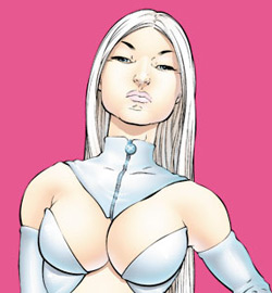 New X-Men - Emma Frost