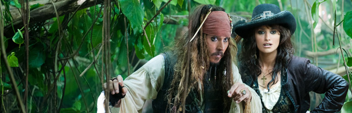 Pirates of the Caribbean: On Stranger Tides - Featured