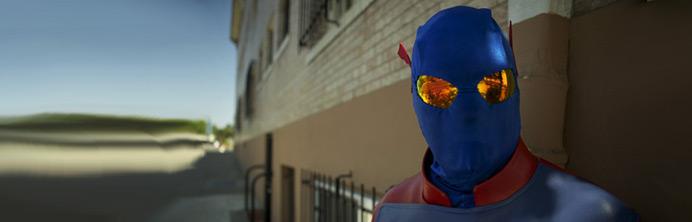 Superheroes - Michael Barnett - Featured