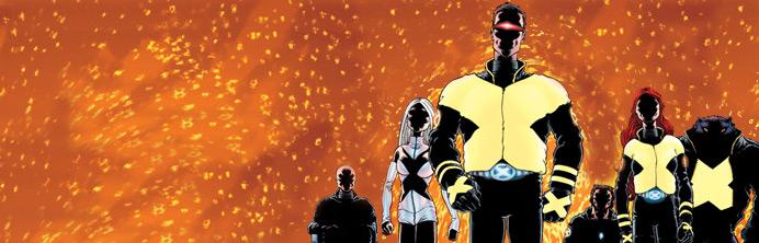 New X-men Vol.1 - Grant Morrison - Featured